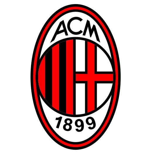 Logo Vector Klub Sepakbola AC Milan