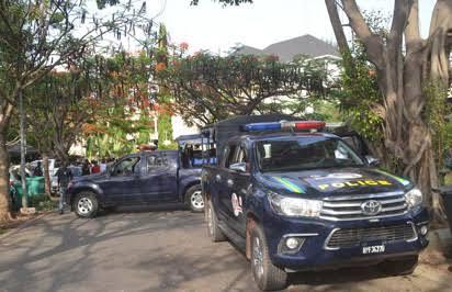 "Dino Melaye's House Siege Police Say ""We Must Get Him"