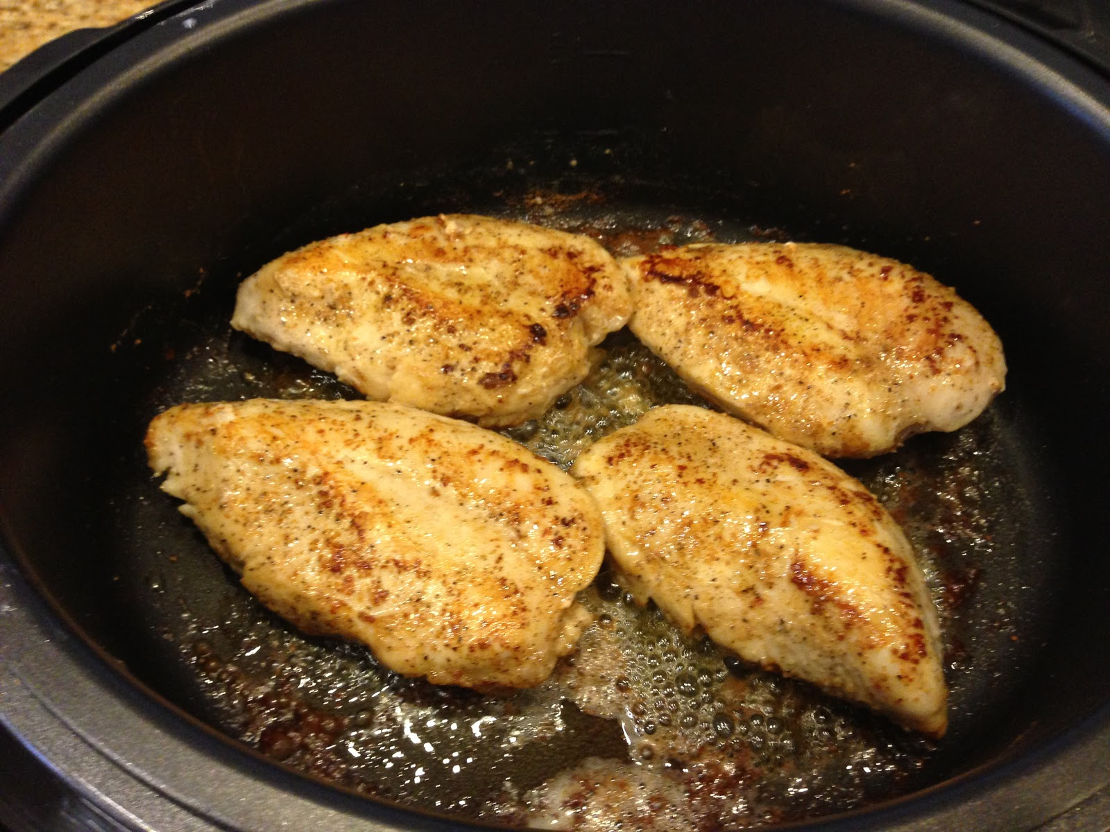 Taste Of Hawaii Honey Garlic Chicken Pressure Cooker Recipe