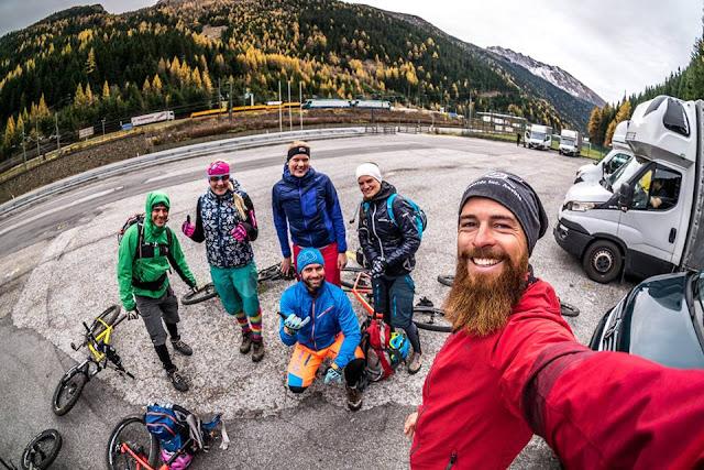 Freeride Inc. Austria Biketour Brenner