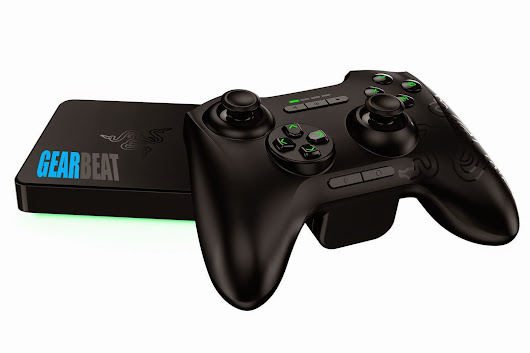 """Razer Forge TV"" present Android games to your living room"