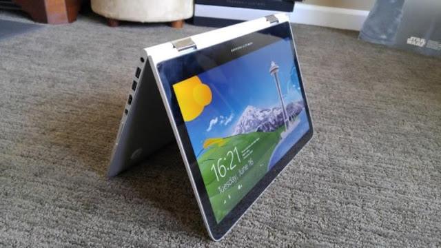 HP Spectre x360 15 - Laptop 15 Inci Pertama Berlayar AMOLED dari HP