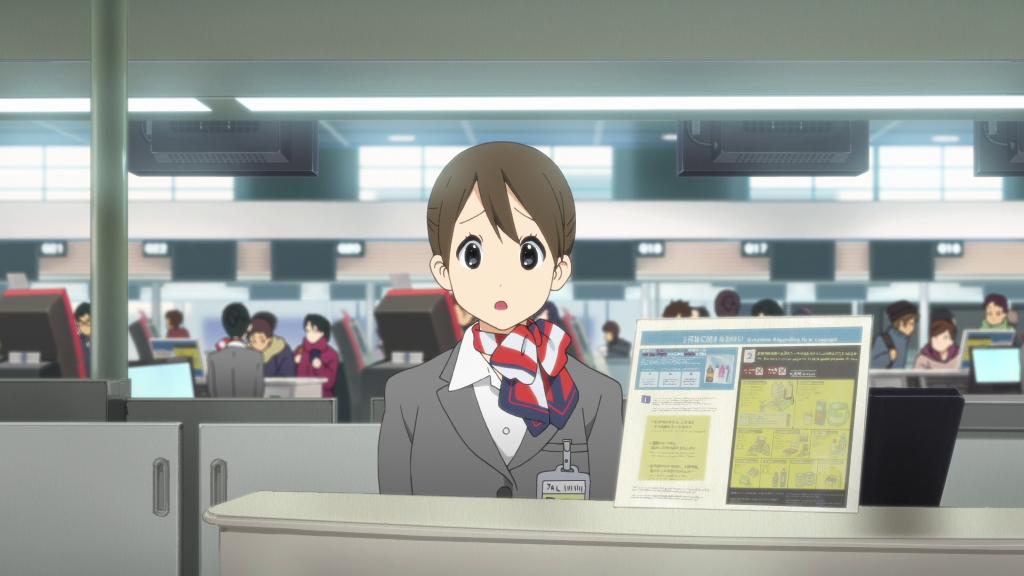 Mikehattsu Anime Journeys K On Narita Airport