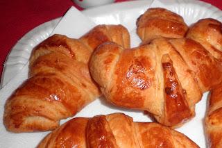 croissant sfogliato