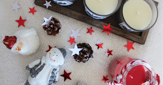 Blogmas '18 | My favourite Christmas candles