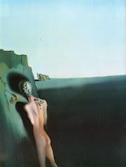 Soledad, por Dalí