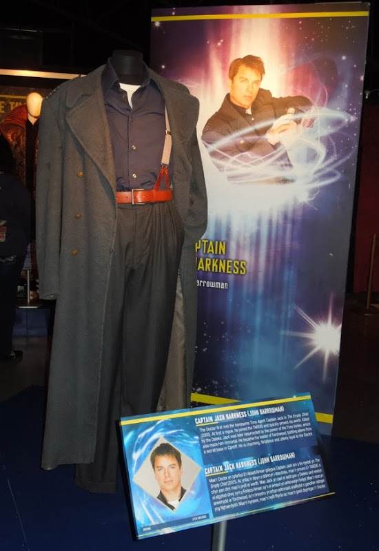 Captain Jack Harkness Doctor Who signature costume