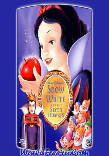 Poster Of Snow White and the Seven Dwarfs (1937) Full Movie Hindi Dubbed Free Download Watch Online At worldfree4u.com