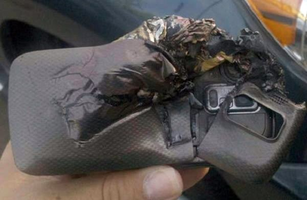 MediaTek explica como a bateria de um celular pode explodir