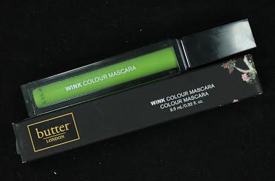 Butter London Bespoke Colour Cosmetics - WINK Mascara & Eye Pencil