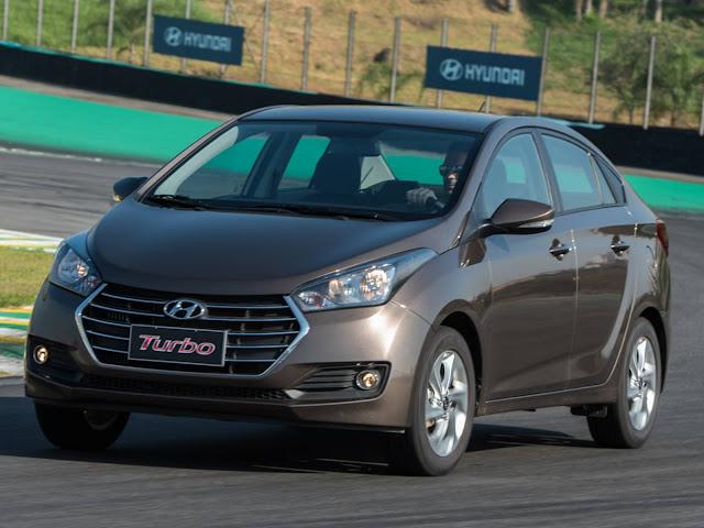 Hyundai HB20s sedã 2017