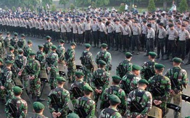 TNI Dilibatkan Tangani Terorisme, KontraS: Densus Saja Sudah Bikin Pusing