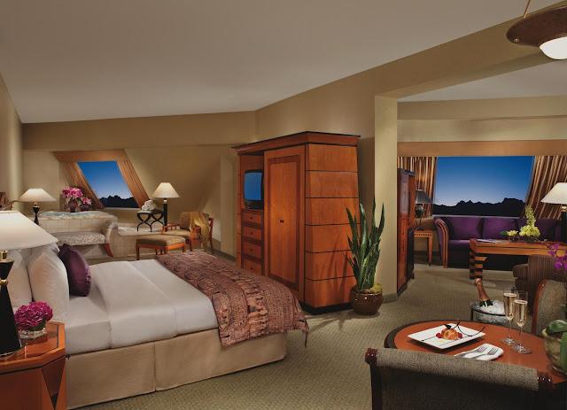 Hotel Luxor Las Vegas Quarto