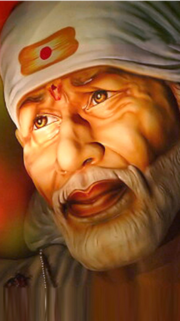Om Sai Ram Sai Baba Of Shirdi Wallpaper Quotes With Pics