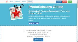 Photoscissors