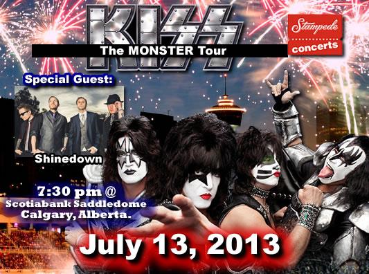 Chiefmoon Entertainment Buzz Kiss Monster Tour Is Coming