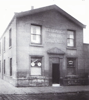 Recreation Tavern Hobson Street Bolton