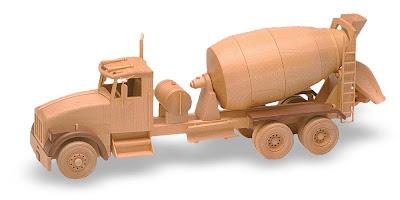Pengertian, Jenis dan Fungsi Truk Molen (Truk Mixer)