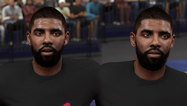 Kyrie Irving CyberFace