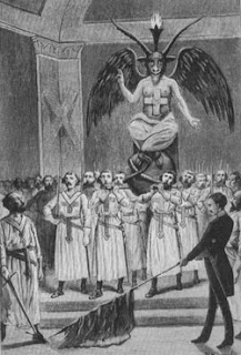 Francmasoneria Cazul Dianei Vaughan, Fostă «Mare Preoteasă» A Lui Lucifer (I)