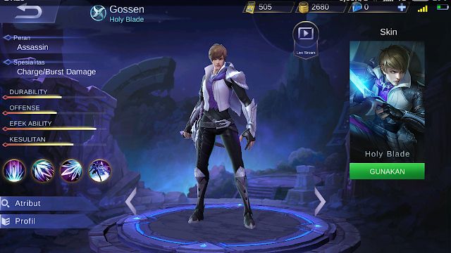 Gossen - Assassin