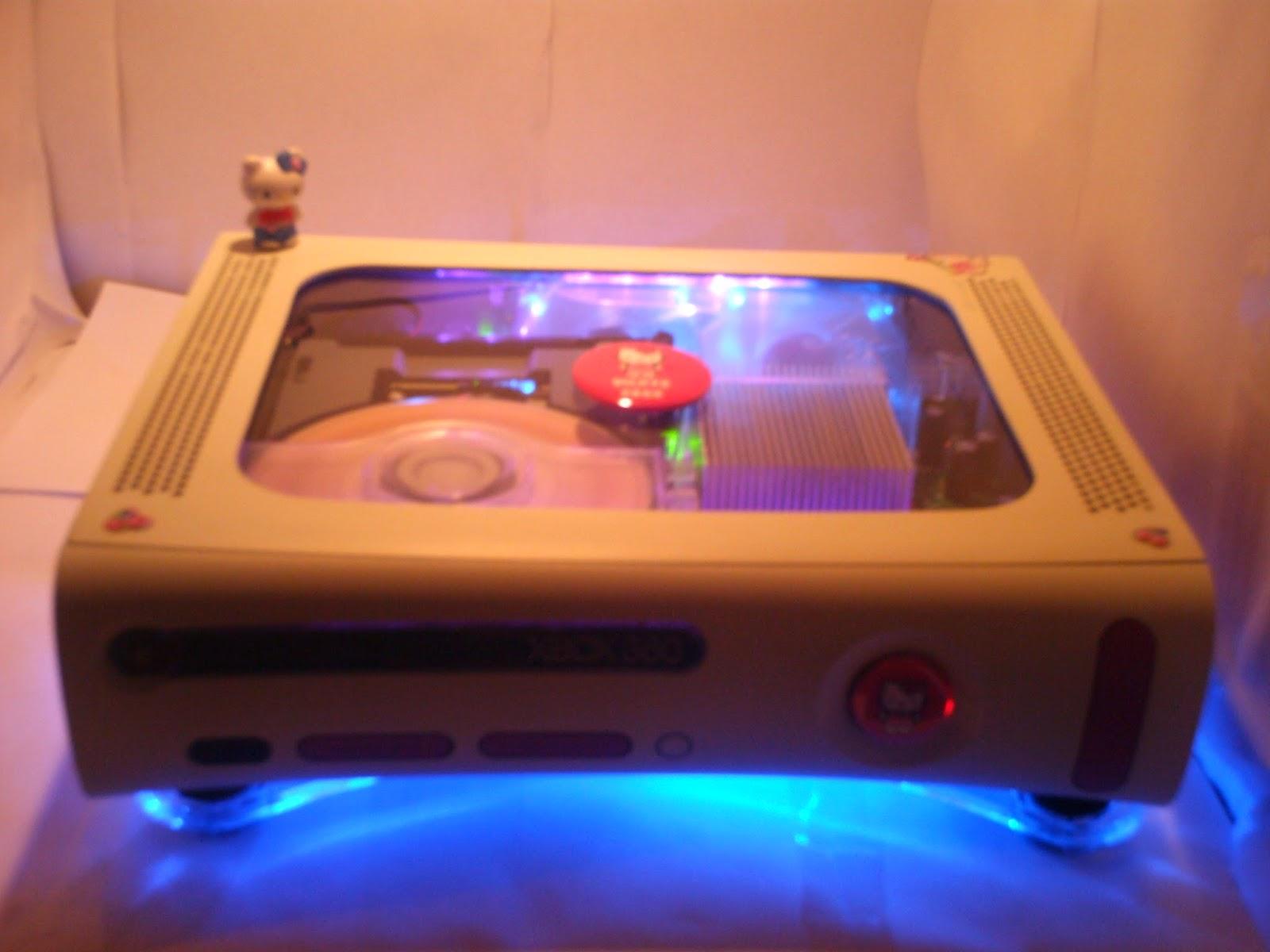 Xbox 360 Console Mods