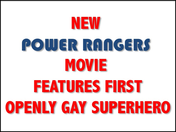 ... you know about Power Rangers. Power Rangers was a television series  that featured superheroes. The superheroes were teenagers who were  recruited ...