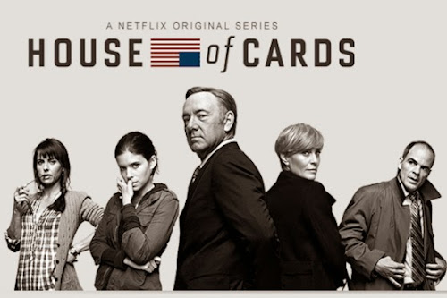 Poster Of English TV  Series House of Cards (2013) Free Download Full New English TV  Series Watch Online At worldfree4u.com