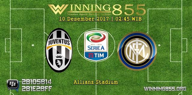 Prediksi Akurat Juventus vs Inter Milan 10 Desember 2017