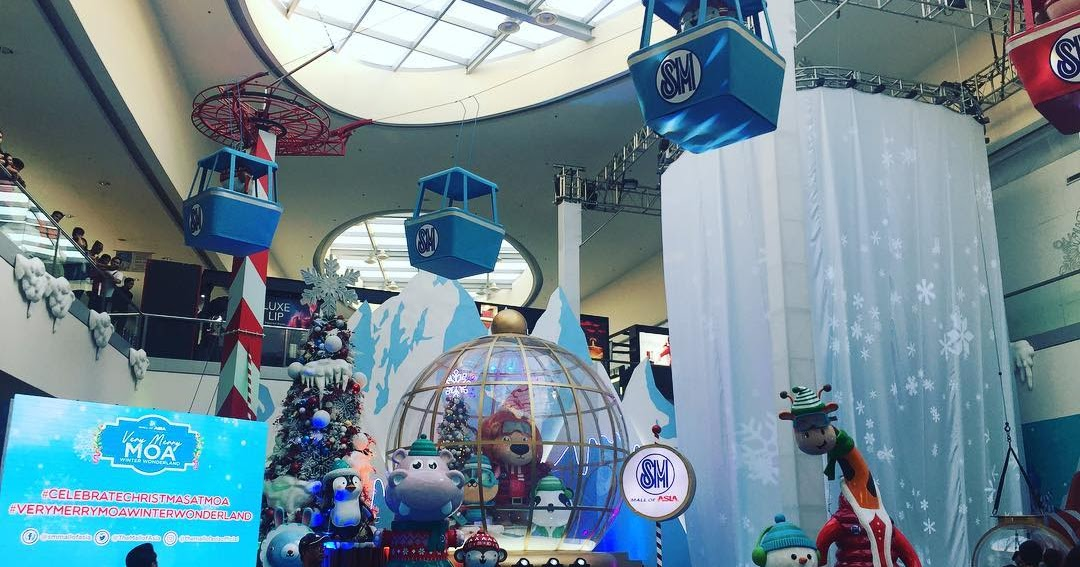 Very Merry MOA Winter Wonderland Launched With Magic of