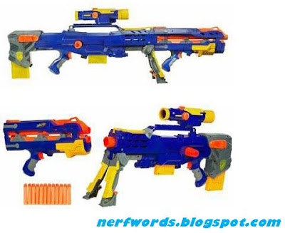 Nerf World Armas N Strike