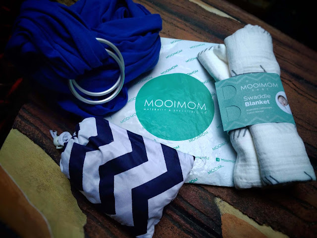 Mooimom review ringsling
