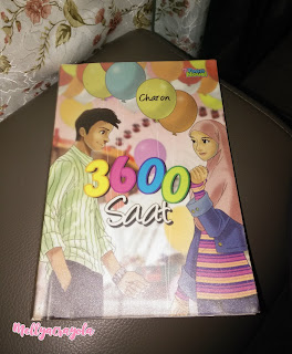 Review Novel Remaja: 3600 saat by Charon