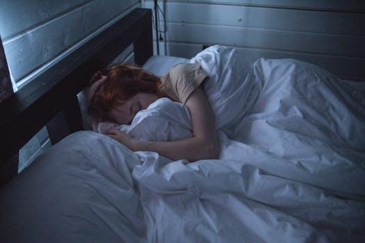 girl sexy girl sleep