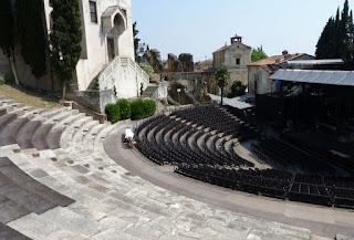 Teatro Romano de Verona.