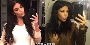 Kim Kardashian cuts her hair and share result on the web
