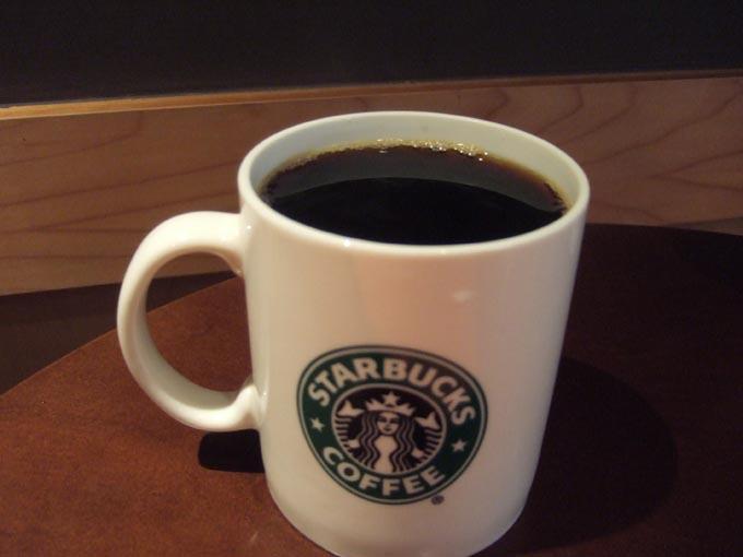 FEBON: 在Starbucks 星巴克 喝便宜半價大杯美式咖啡的方法