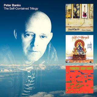 Reediciones de PETER BANKS