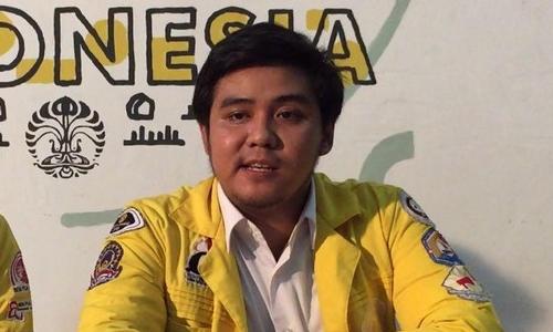 Ketua BEM UI yang Beri Kartu Kuning ke Jokowi Bantah Dirinya Kader PKS, Tapi Akui Kerap Ikut Liqo