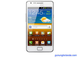 Download Firmware Samsung Galaxy S2 GT-I9100T
