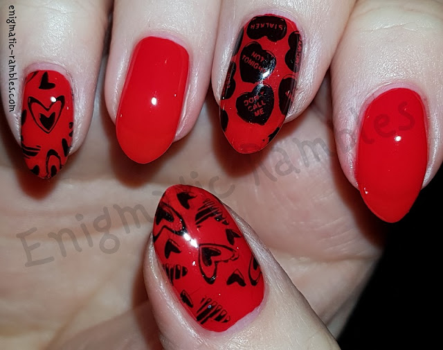 Anti-Valentines-Day-Nails
