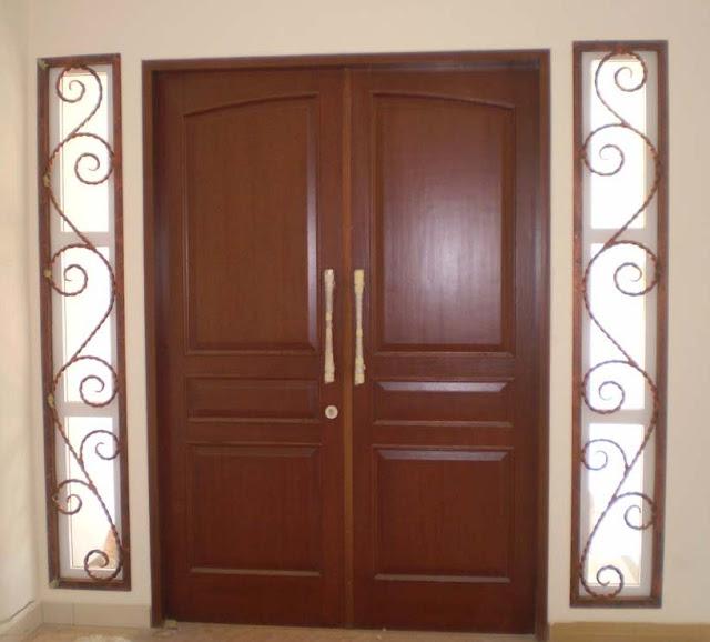 aneka model pintu rumah minimalis