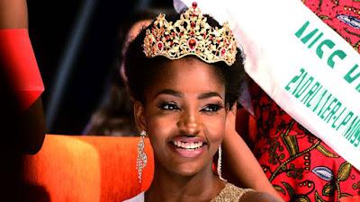 Chioma Obadi, Miss Nigeria says she doesnt have a boyfriend