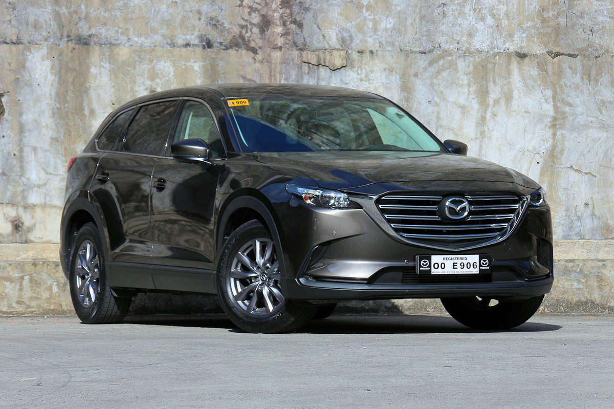 9 Seater Suv >> Review: 2019 Mazda CX-9 FWD Touring | Philippine Car News ...