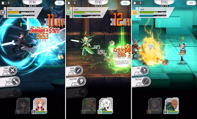 Sword Art Online Memory Defrag v 1.7.0 Mod Apk (God Mode/Unlimited Mana)