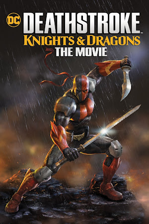 Deathstroke Knights And Dragons: Movie [2020] [DVD R1] [Latino]