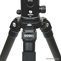 Benro C3770T Carbon Fiber Combination Tripod Review
