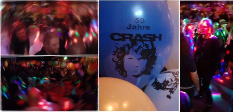 50. Geburtstag - Feier im Crash - München