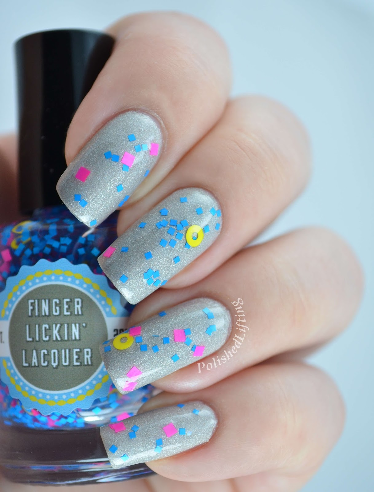Finger Lickin' Lacquer Totally Rad Mix Tape