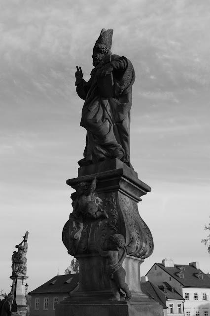 Mustavalkoisia muistoja Prahasta 25